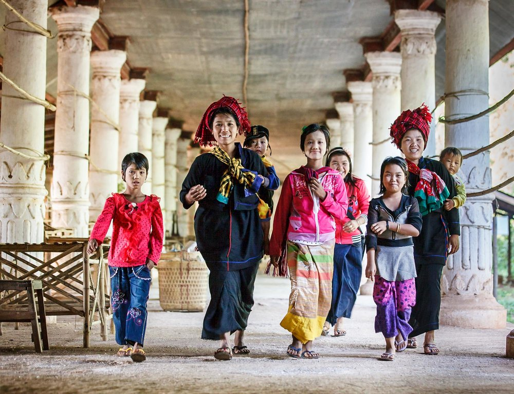 INLE HERITAGE - CONSERVATION IN MYANMAR