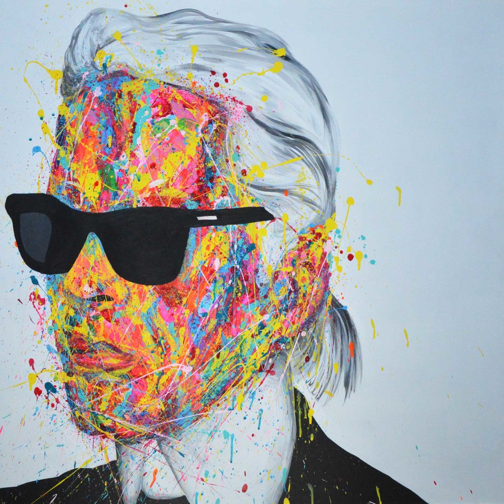 'Karl Liebt Farbe'