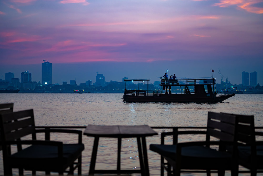 Floatation Phnom Penh by Maads Hotels