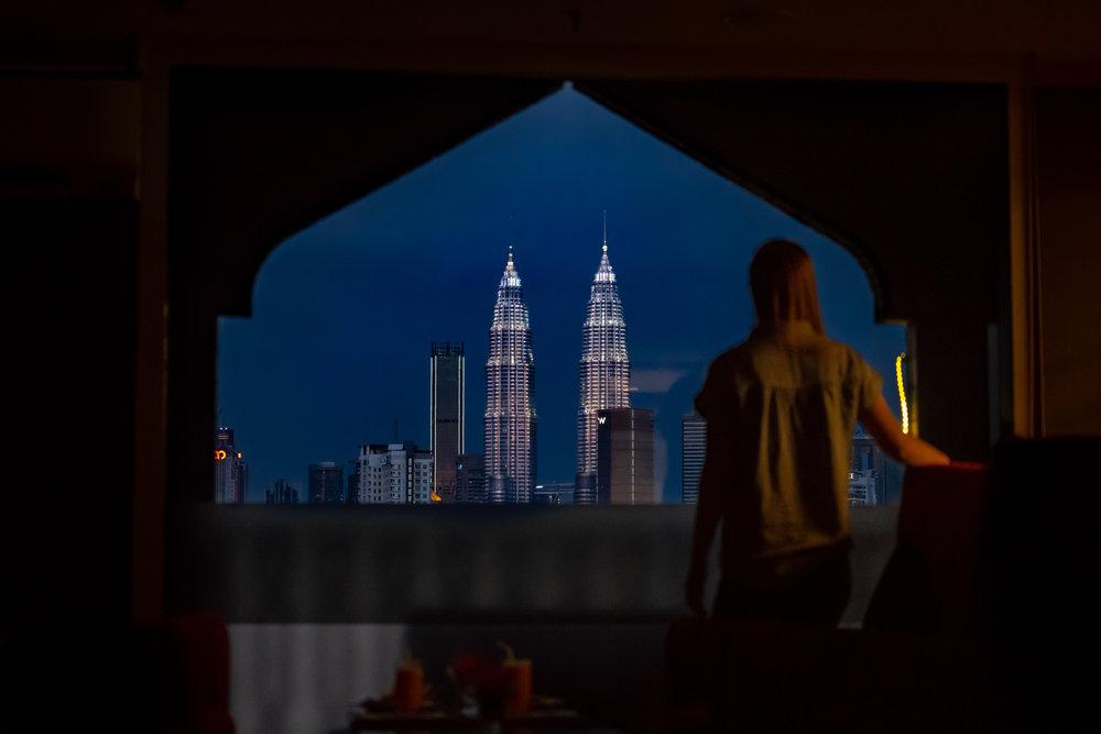 Club Lounge at Seri Pacific Kuala Lumpur