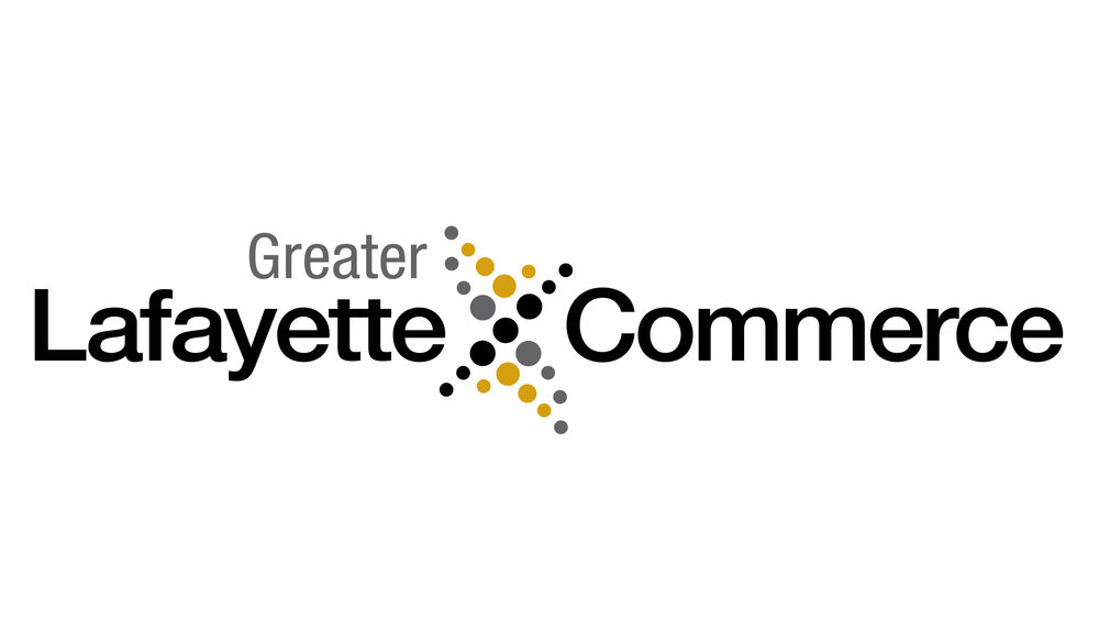 Greater Lafayette Commerce logo