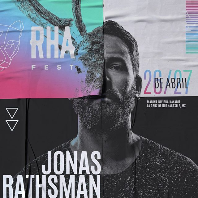 The legendary sinister Swedish techno bad man @jonasrathsman makes his way to #RHA2019 this April 26th and 27th! GA passes moving fast, don't wait 🦌🌴🎶 link in bio