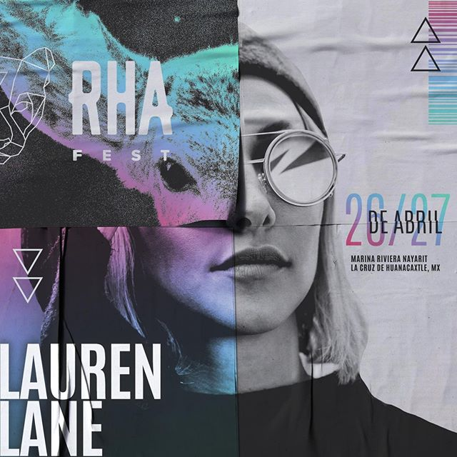 DJ Mag's best breakthrough DJ 2018 @laurenlanequestionmark makes her way to Mexico for #RHA2019! Tickets on sale now $1,800 🕺🏼🔥 bit.ly/RHA2019