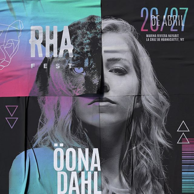 All Day I Dream's @oonadahl brings her signature brand of house music to #RHA2019! Be there when it all goes down 🙌🏼