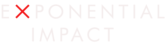 Exponential Impact banner