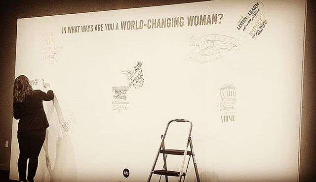 What makes a you a world-changing woman?  #worldchangingwomen #wcws19  #futuremakers #fwx