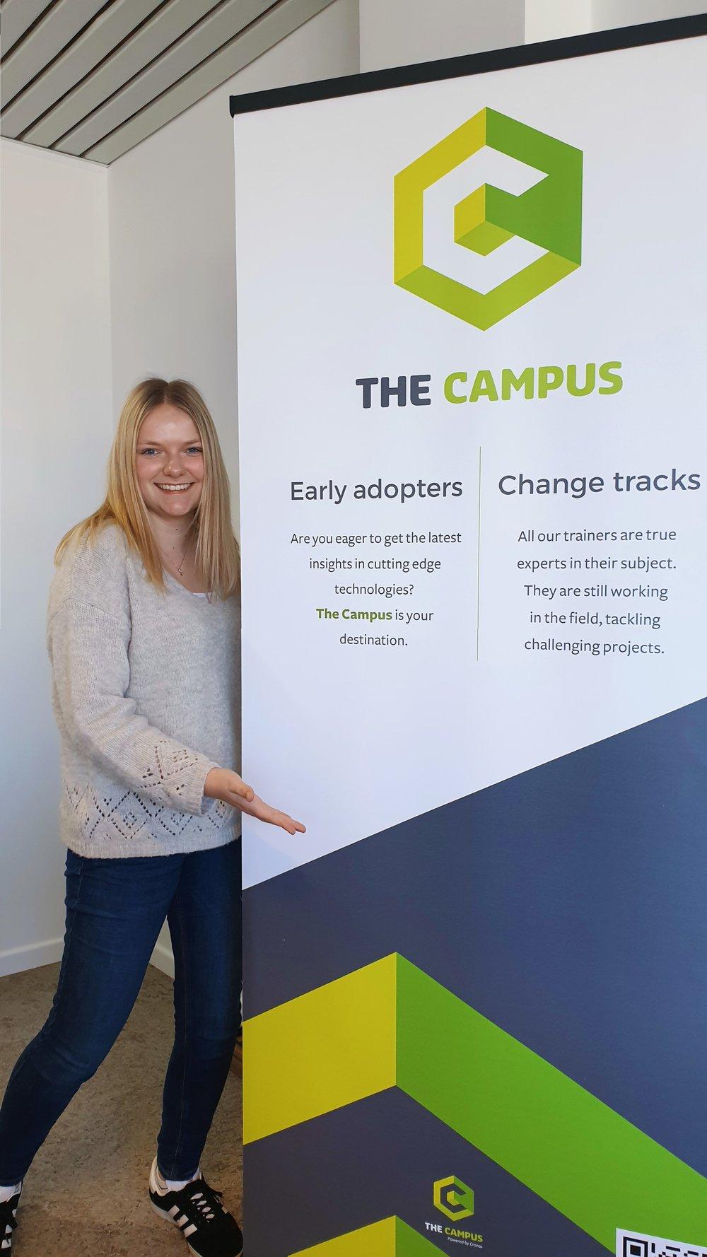 Charlotte Van Rompaey The Campus Kontich