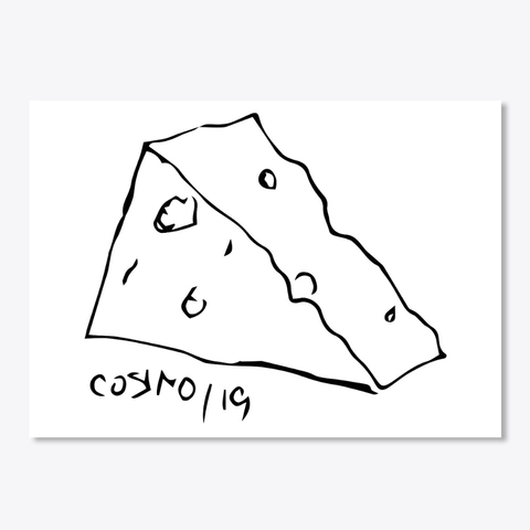 Cheese Sticker- CHEESE TRIANGLE
