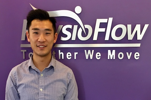 Dr. JASON XUE   Doctor of Chiropractic