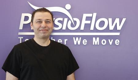 ROBERT BLUMIN   Registered Massage Therapist