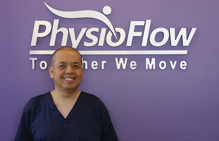 MICHAEL SALOMON   Physiotherapy Assistant