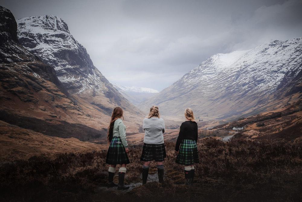 When Sweden met the Highlands - The Olssens