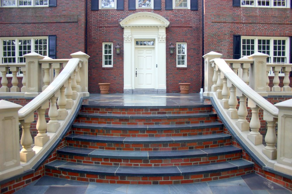 Lincoln MA based landscaping company for steps & landings