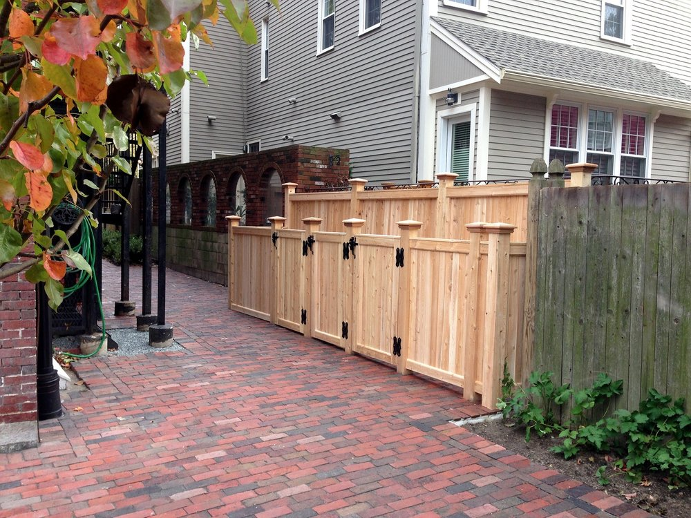 Durable patio pavers in Belmont, MA