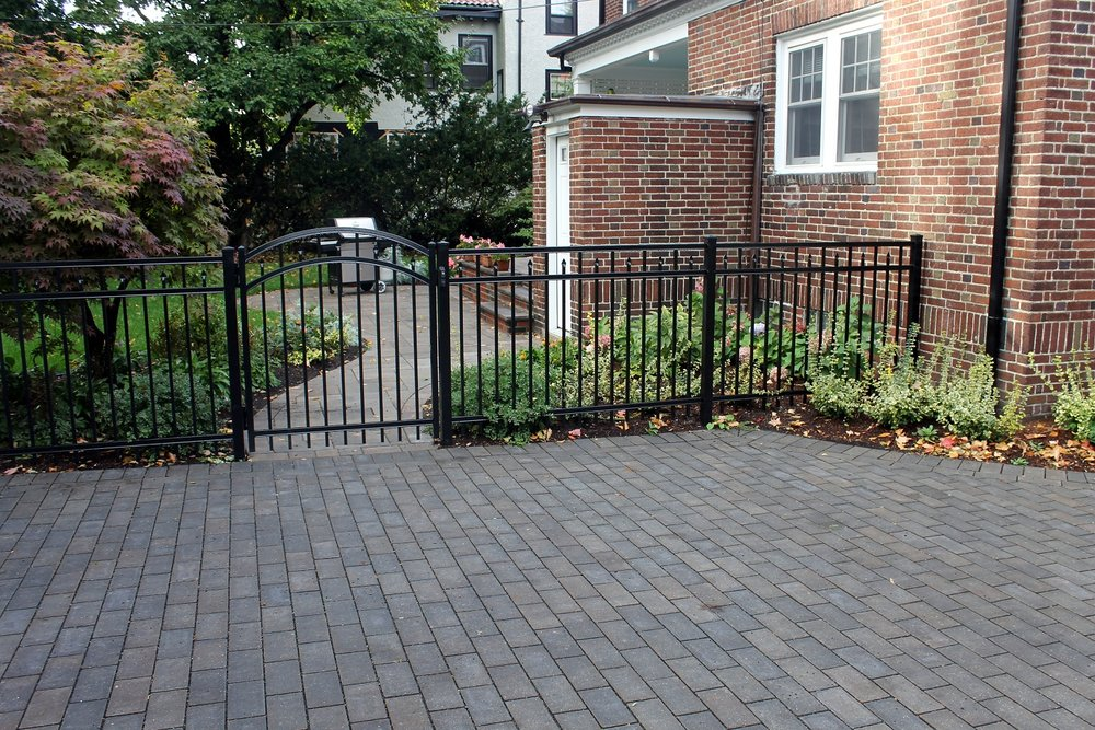 Patio pavers by landscapers near me in Belmont, MA