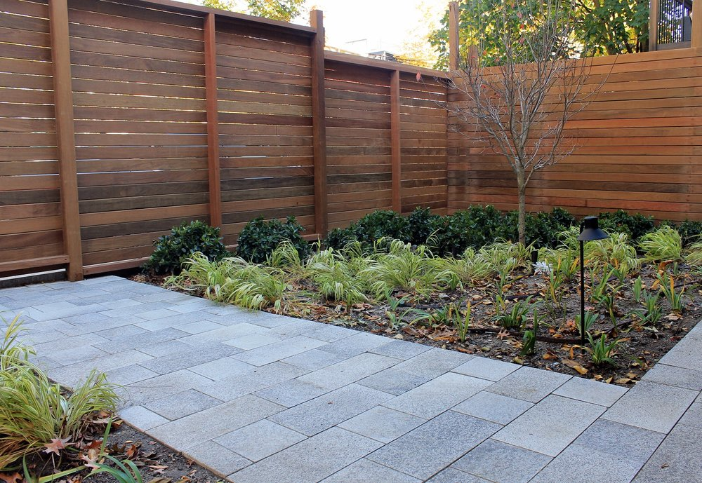 Unilock patio pavers in Belmont, MA