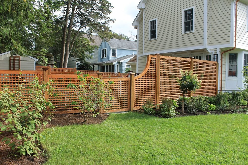 Landscapers near me in Cambridge, MA for fencing