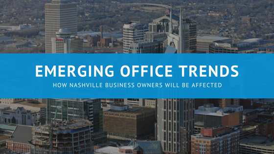 Emerging Office Trends