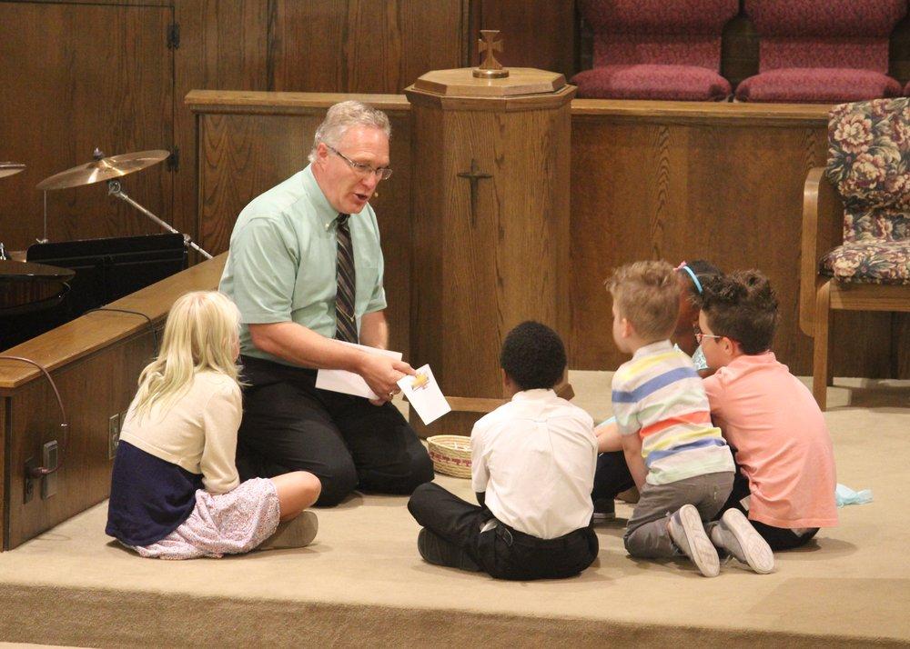 Worshipchildren's message.JPG