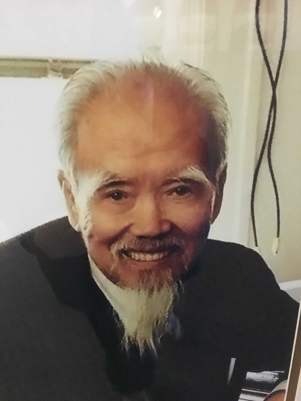 Dr. Wang Shih Chang