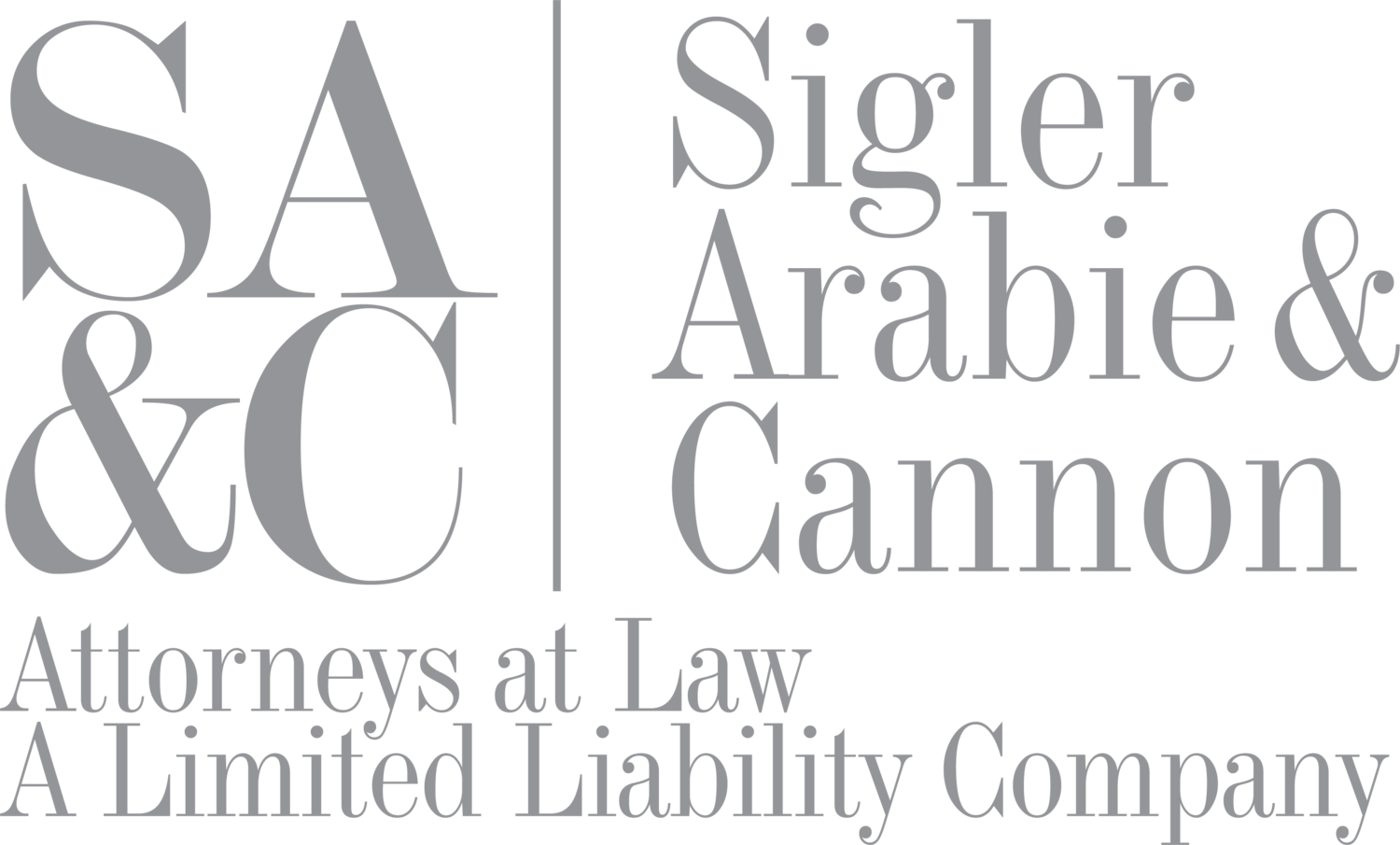 Sigler, Arabie & Cannon - Attorneys at Law