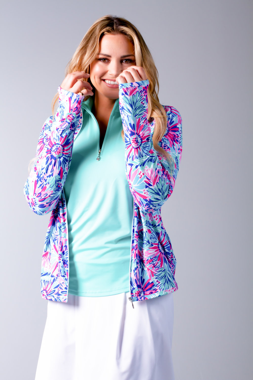 900506 SolStyle Cool Print Jacket. Lola Floral. SanSoleil (726).jpg
