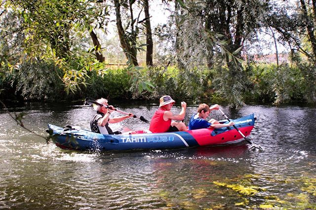 You are more than welcome to bring your own canoe! Otherwise we have plenty for hire. Contact Gareth at RushbanksFarm@gmail.com #DedhamVale #RiverStour #Suffolk #Essex #Colchester #RushbanksFarm #canoe #CanadianCanoe