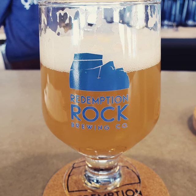 Checking out the new @rr_brewingco in Worcester. Good stuff and plenty of coffee and tea too.
