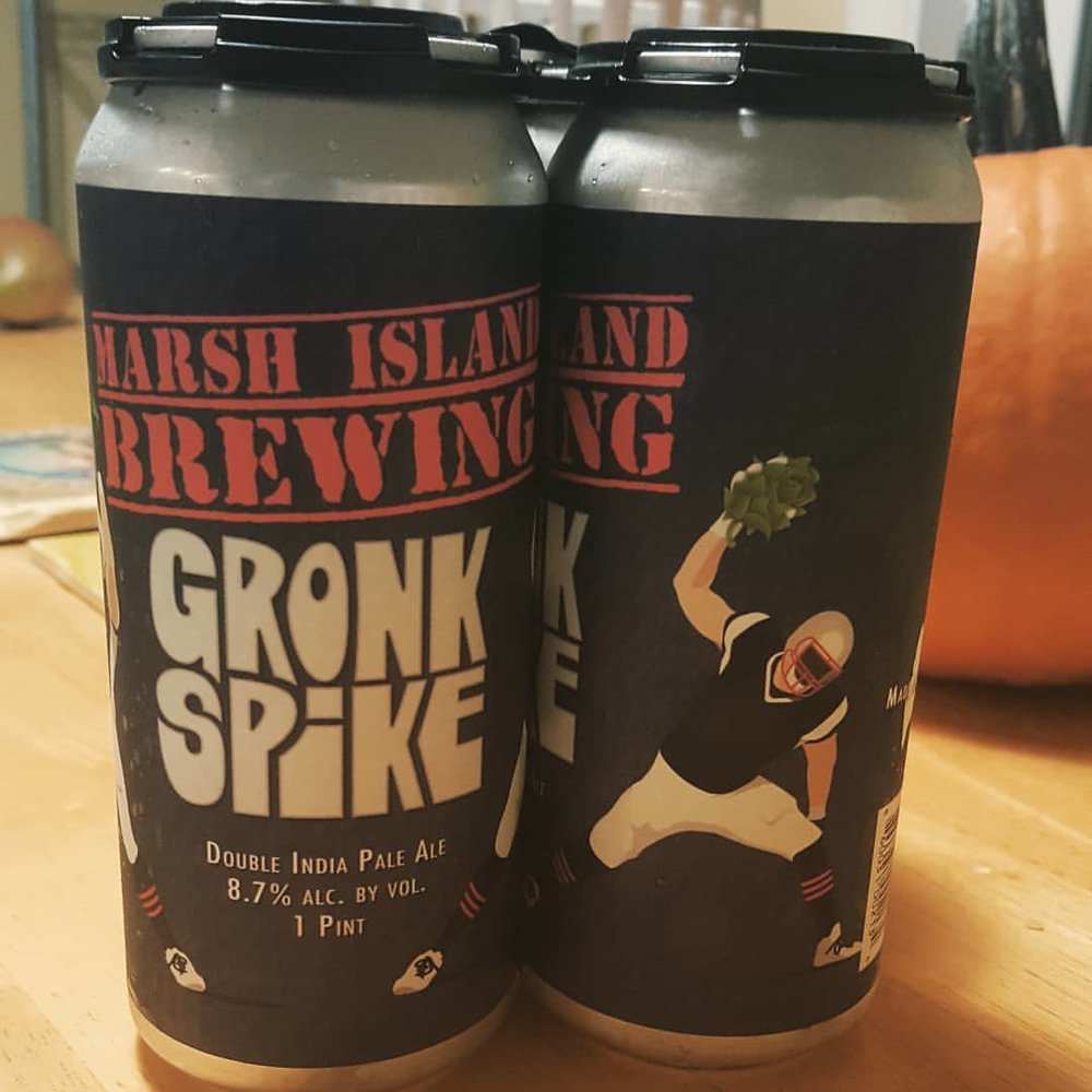 (Image Credit: Marsh Island Brewing Co.)