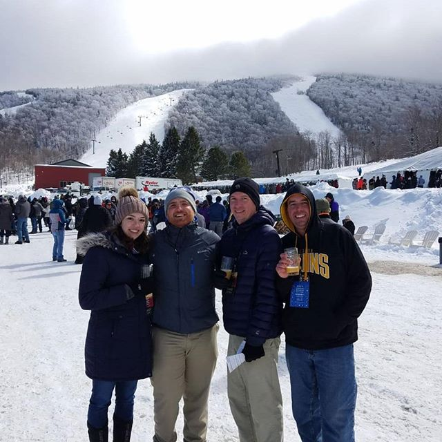 GHM Craft team had a great time at this years Killington Brewfest. Happy to be supporters of the Vermont Brewers Association and to be able to partner with many phenomenal Vermont brewers! 🍺