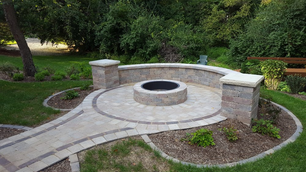 Copy of Copy of Outdoor fire pit in East Peoria, IL