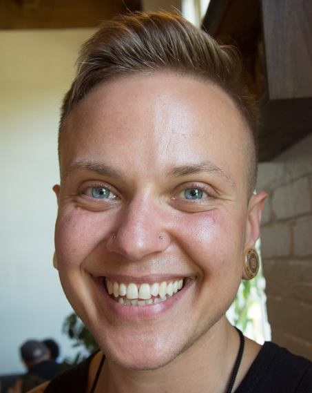 Avery Martens - Social Impact AdvisorAvery Martens is a radical genderqueer community organizer and strategist who builds power with people and communities most vulnerable to structural violence, working toward collective liberation for all people and the planet.