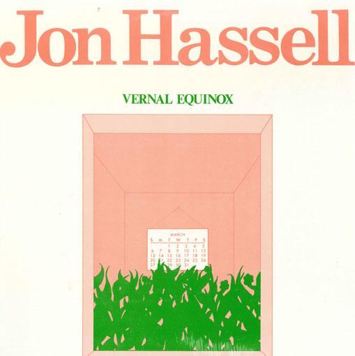 Hassell, J: Vernal Equinox (Vinyl)