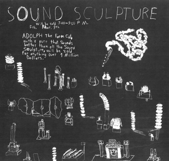 The Sounds of Sound Sculpture