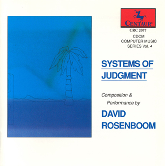 Systems of Judgement