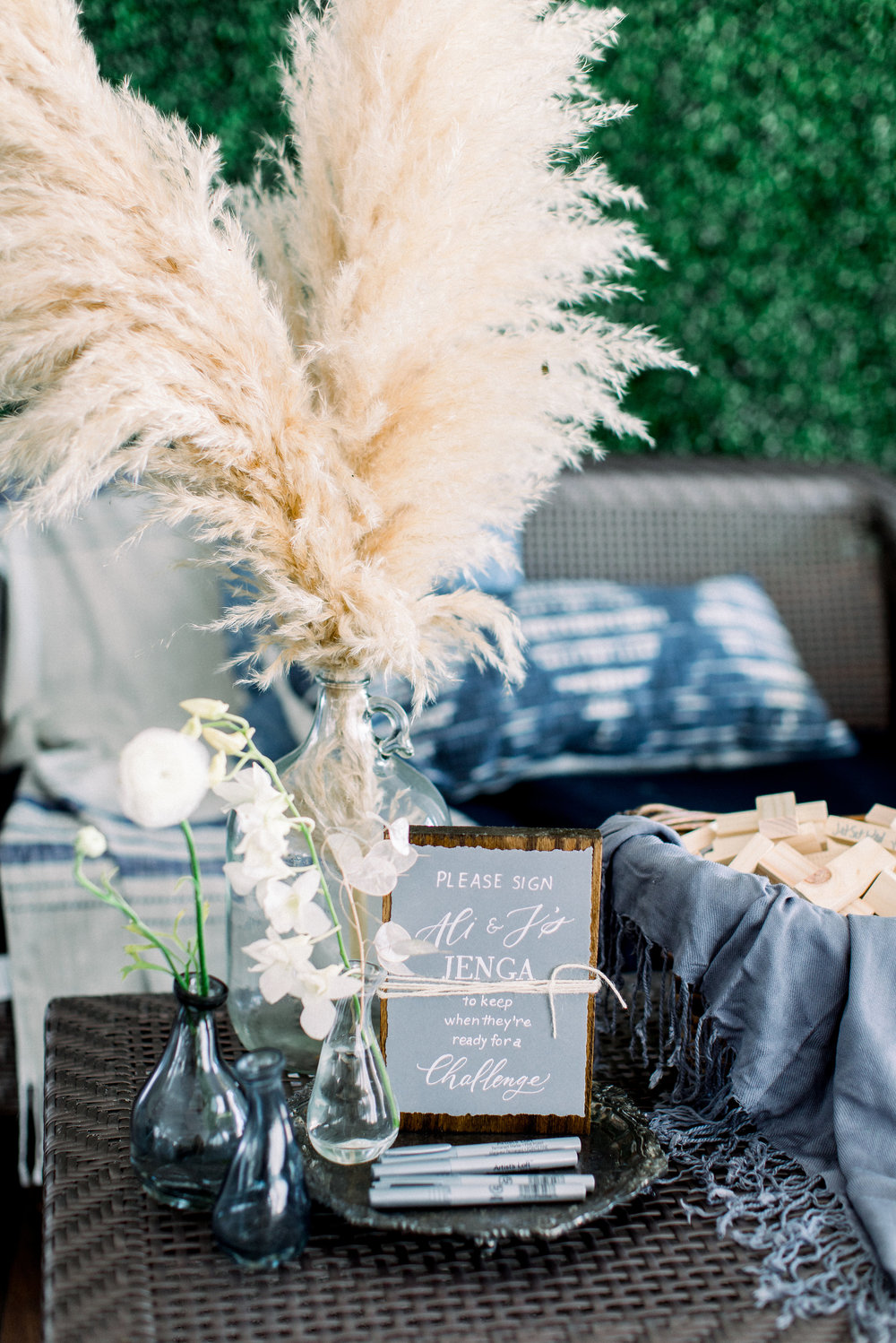Jet Set Wed :: A Seaside Romance in Every Shade of Blue