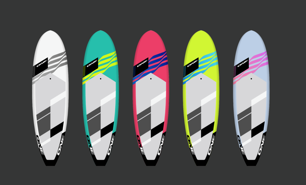 Production Surf SUP & Crossover SUP/Foil Boards