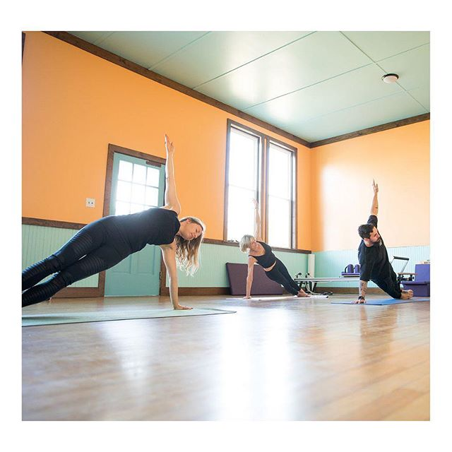 G R O U P . Have you seen our new group exercise studio? We are thrilled to offer new amazing group classes at BodyFit. . Yoga, Silver Sneakers, H.I.I.T, Pilates, R.E.V, Dance, and more! . Check out the schedule... Link in profile! . *we're always updating, so check back often!