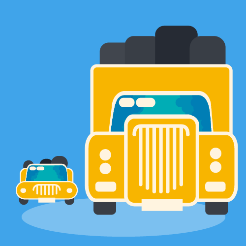 2. With a spacious and well-designed site, large trucks and skips are easily maneuvered.
