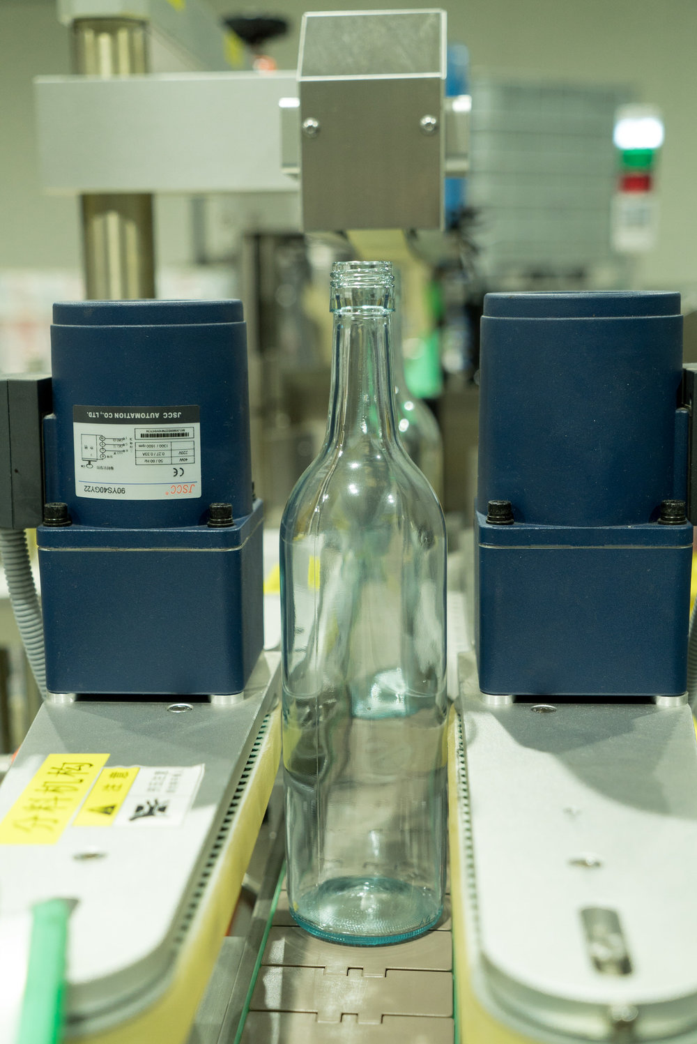 We are experts at contract wine bottling and contract spirits bottling.