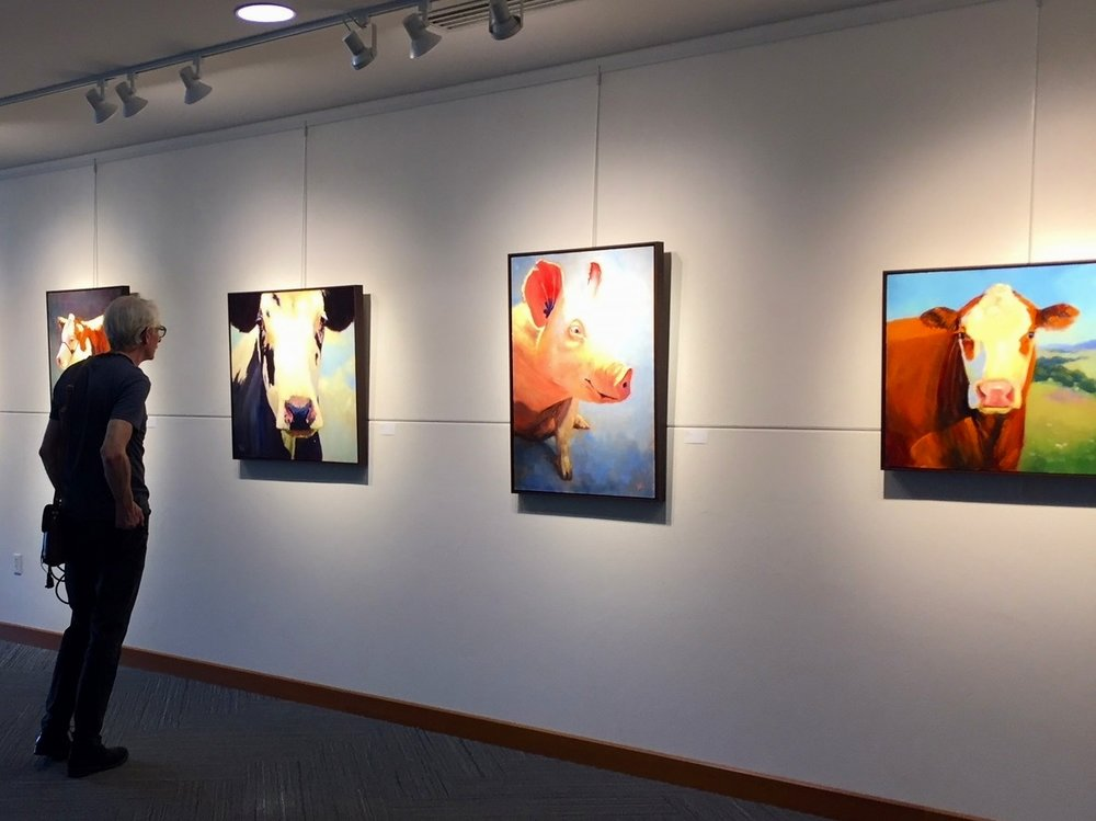 Atrium Gallery -