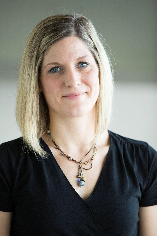 Senior Director of Operations & Community Partnerships, Leah Hughes