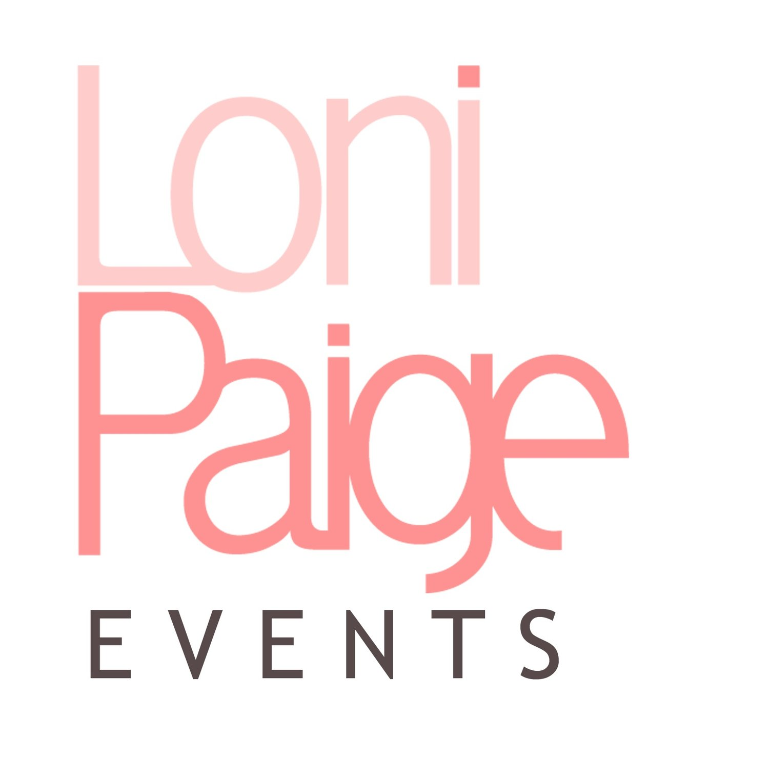 Loni Paige Events