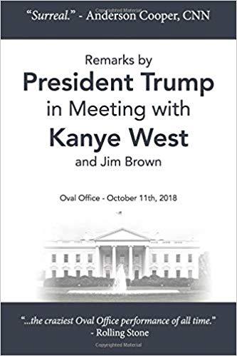 Trump & Kanye at Whitehouse
