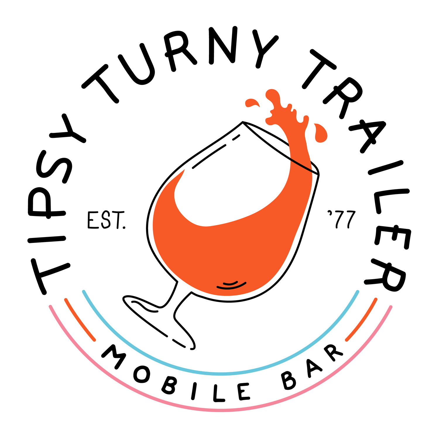 Tipsy Turny Trailer