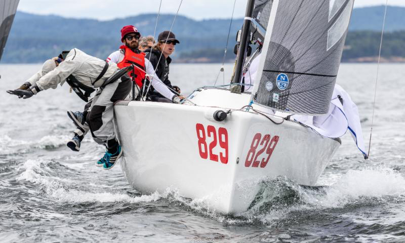 WTF USA829 by Alain Field is on the second position after five races. - Photo (c)IM24CA/Zerogradinord