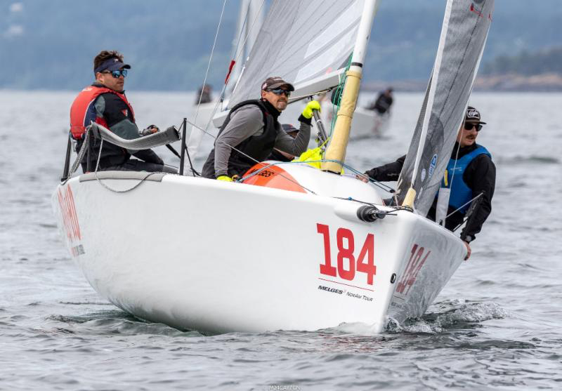 ADHD CAN184 by Brad Marchant, closing the race in seventh position overall, leads the provisional Corinthian ranking. - Photo (c)IM24CA/Zerogradinord