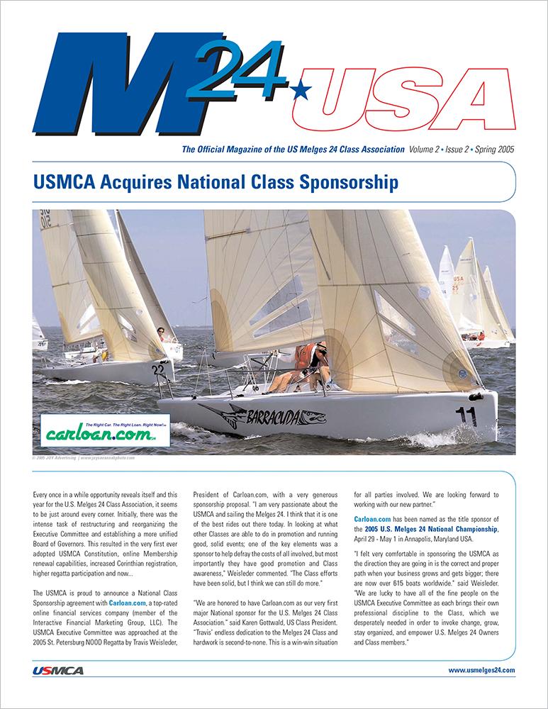 M24*USA • Spring 2005    [PDF]
