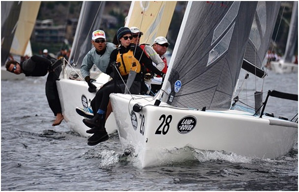 US 838, with Kevin Welch's team at 2016 Canadian Nationals - Photo Dylan Carver   The Three Stages of the Melges 24 Nationals' 2017 North American Tour include the:  1. 2017 U.S National Championships, Charleston,SC, April 7-9, 2017  2. 2017 NorAm Championship, Cascade Locks, OR, July 19-22, 2017  3. 2017 Canadian Nationals, Toronto, ON, September 21-24, 2017   Complete International 2017 Melges 24 Regatta Schedules   The 2017 Melges 24 Canadian National Championship is open to all boats that meet the obligations of the Melges 24 Class rules and IMCA rules, including class membership. Registration and the Notice of Race are now available on the Yachtscoring site.  For more information please contact:   Marc Noel, President   Canadian Melges 24 Class Association  phone: 250.212.9950  email:   2017 Melges 24 Canadian Nationals' Registration   Follow future updates for the event and media posts on  Facebook  the  CM24CA website  and see photos on the Melges 24 National's  Flickr page.