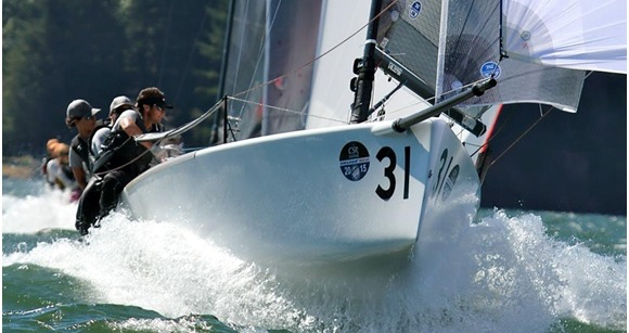 Melges 24 US Nationals 2015 - Photo Petey Crawford    penaltyboxproductions.com